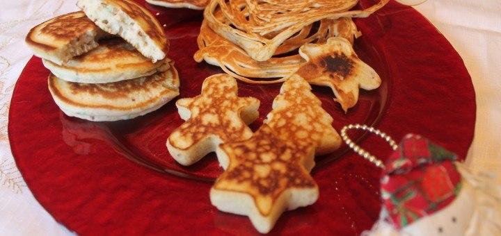 xmas pancakes