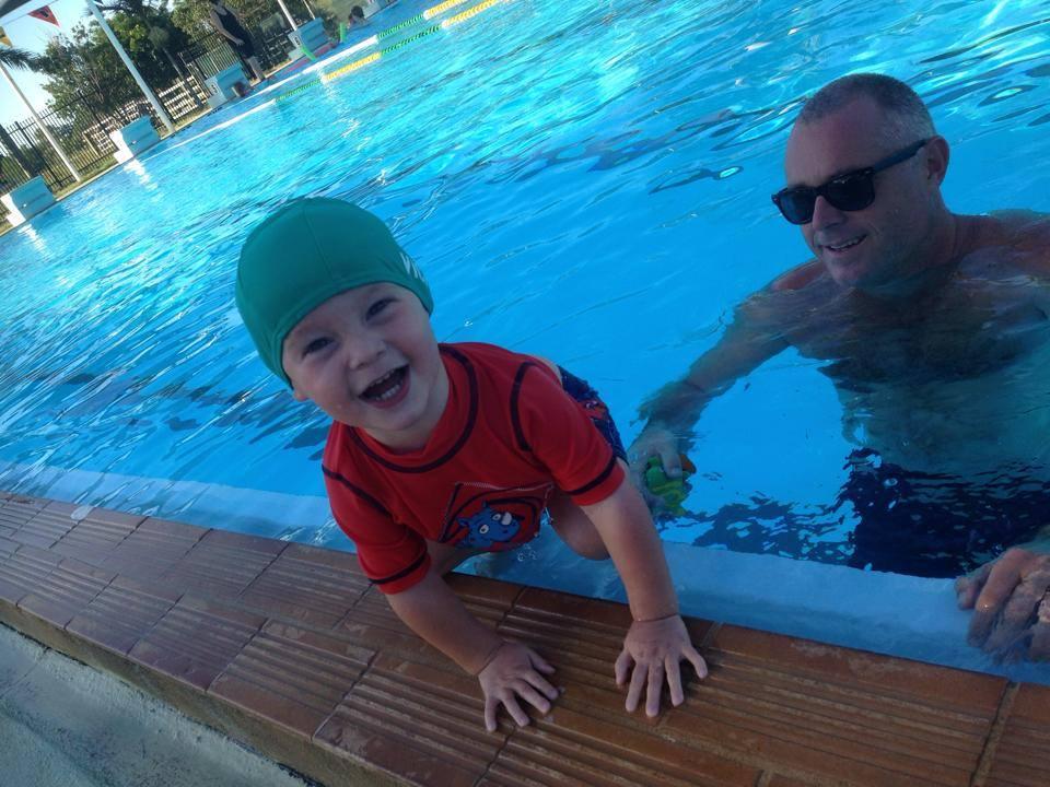 Swimming lessons bundaberg Valentine pool swimming lessons