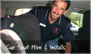 car seat hire bundaberg