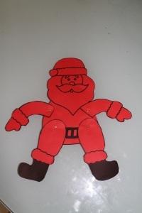christmas santa crafts