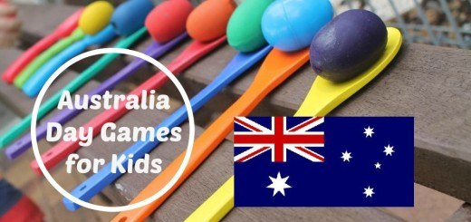 australia day games for kids