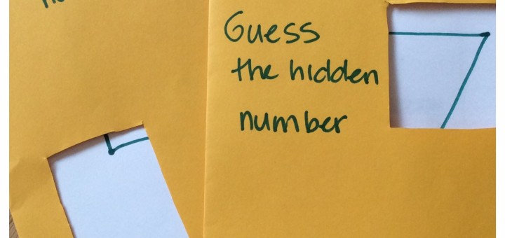 guess the hidden numbers or letters game