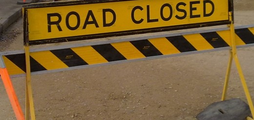 Road closures and road report