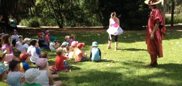 Play in the park bundaberg