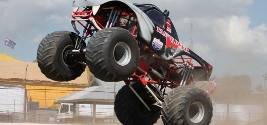 win a family pass to monster trucks