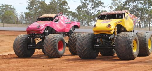 bundaberg monster trucks