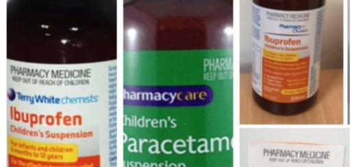 further recall on children's medicines