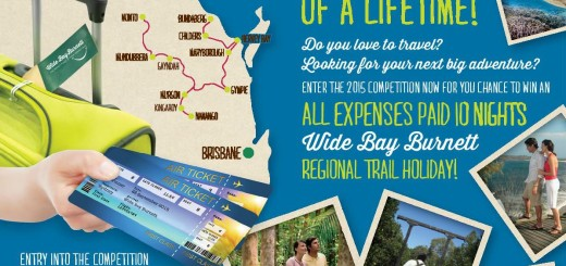 regional holiday trail competition