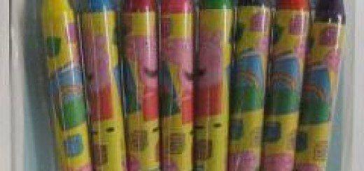asbestos found in childrens crayons