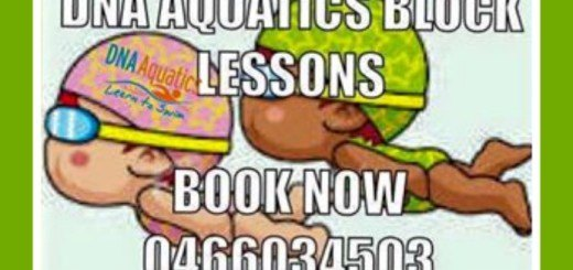summer holiday swimming lessons