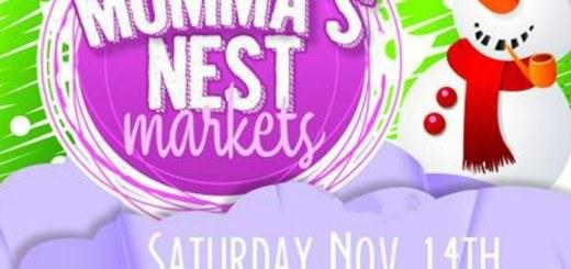 Mumma's Nest boutique Christmas Market