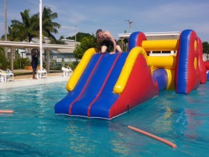 INFLATABLE DAYS maryborough aquatic centre