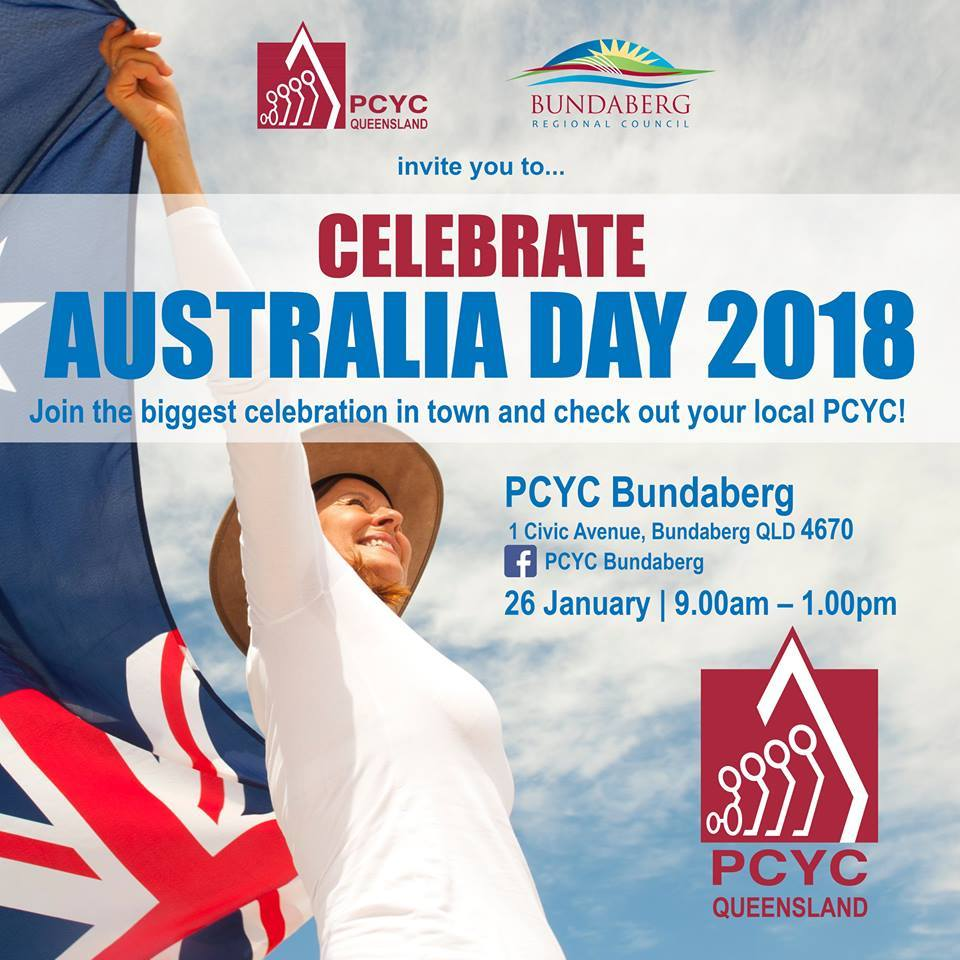 bundaberg australia day