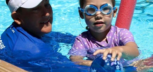 Summer Holiday Intensive Block Swimming Lessons