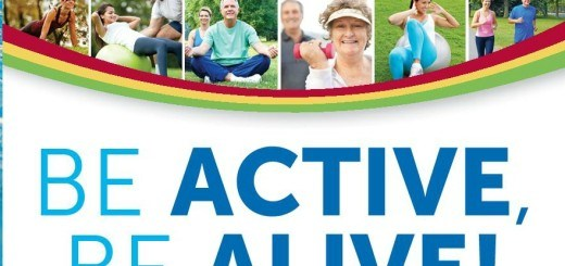 be active be alive