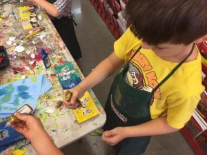 Bunnings Bundaberg kids workshops