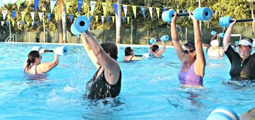 Free Aqua Aerobics Lessons