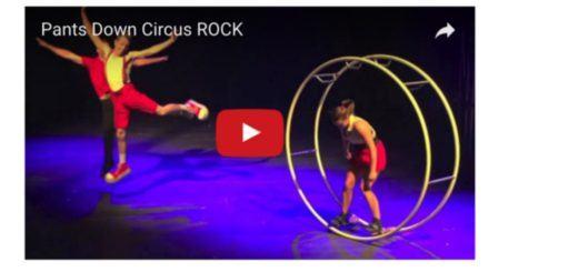 acrobatic rock circus