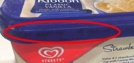 streets ice cream recalled