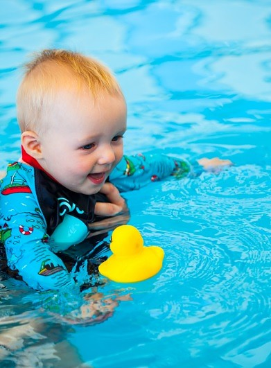 infant Swimming Bundaberg