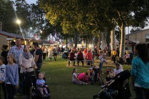 MARY CHRISTMAS STREET PARTY MARYBOROUGH