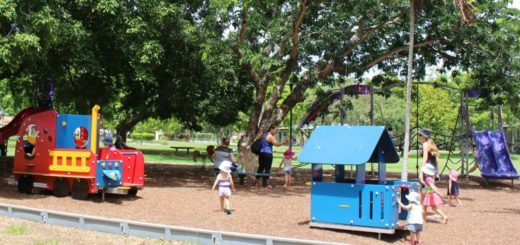 alexandra park zoo and playground bundaberg
