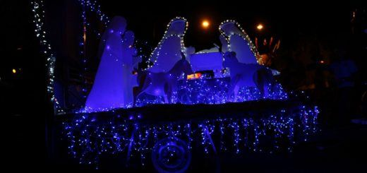 maryborough christmas lights