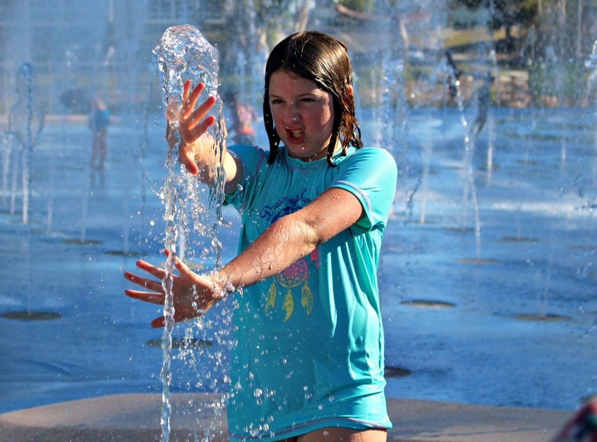 wetside water park hervey bay