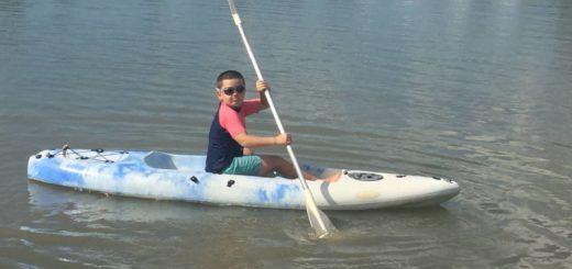 Kayaking in Bundaberg