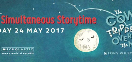 National Simultaneous Storytime Bundaberg