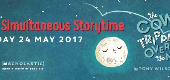 National Simultaneous Storytime Bundaberg