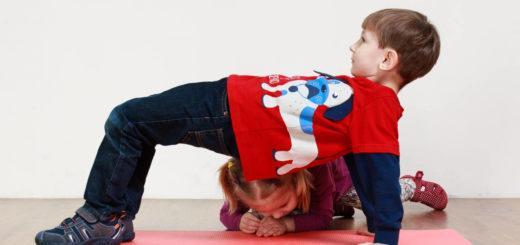 Body Awareness Child Development