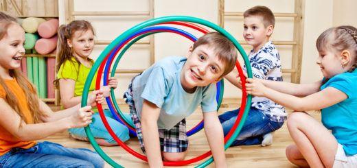 Cross Patterning Child Development