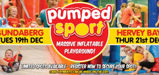 pumped sport bundaberg