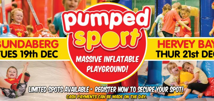 pumped sport bundaberg