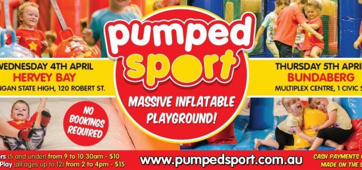 Pumped Sports Bundaberg