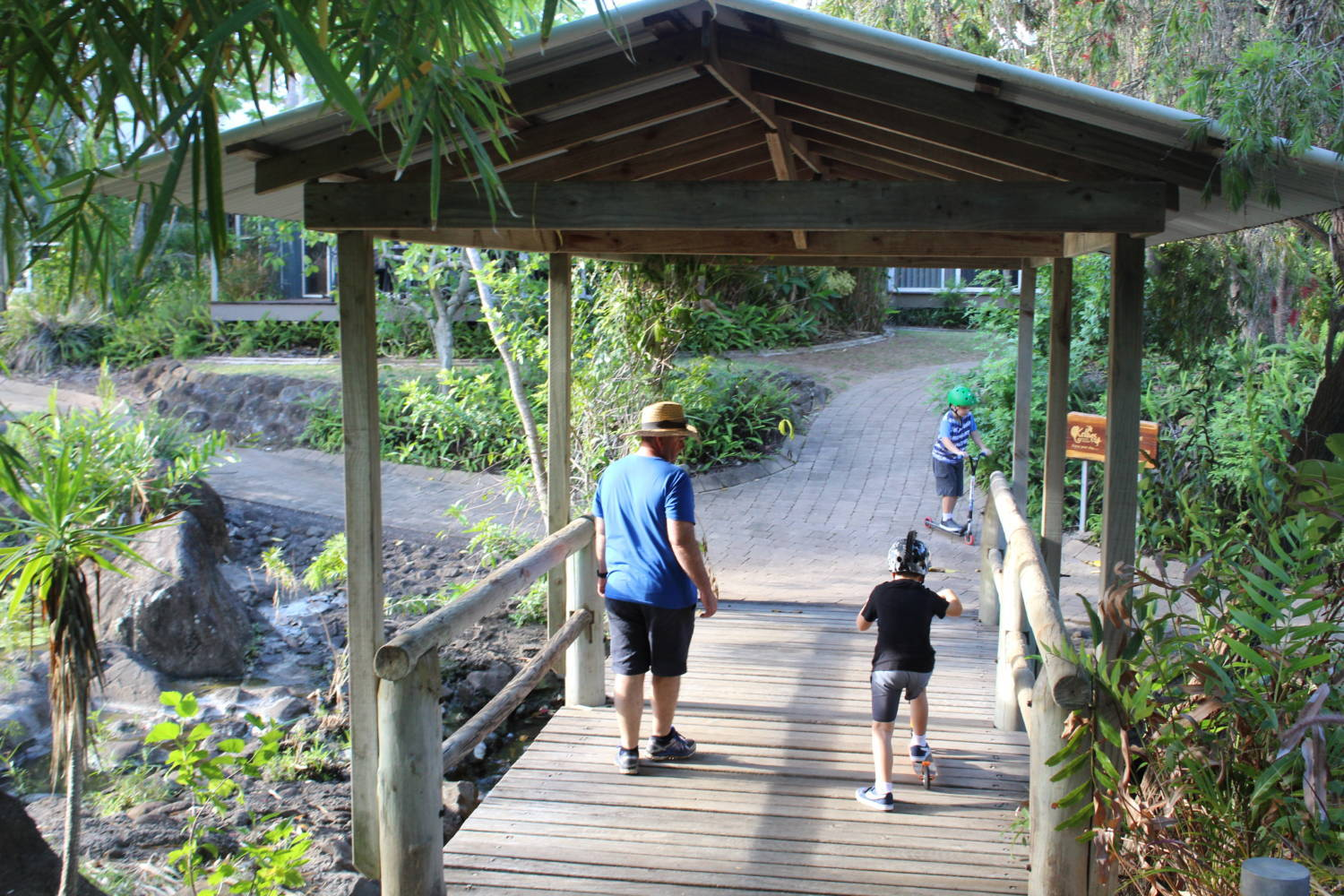 family accommodation bargara