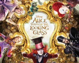 alice through the looking glass movie night