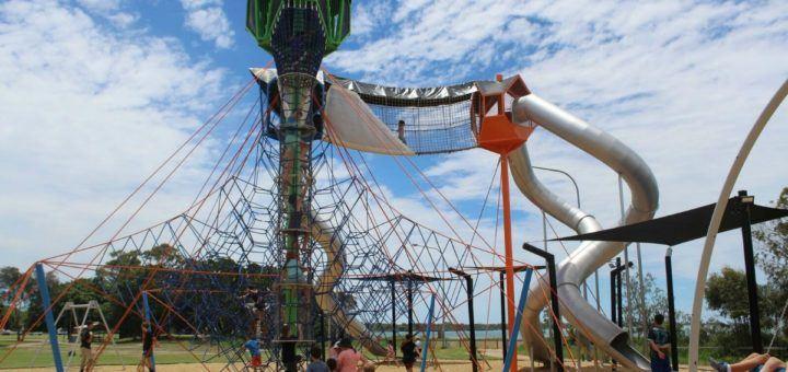 Adventure playground hervey bay