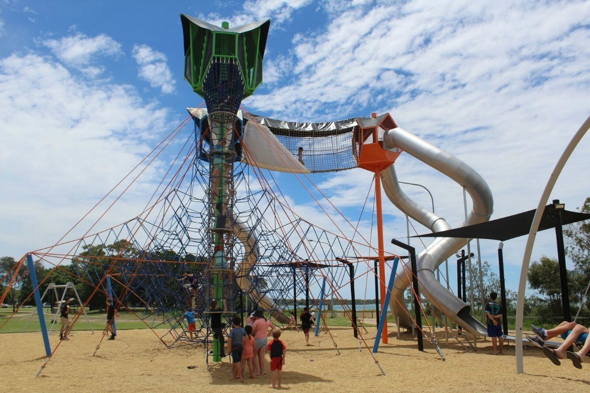 Adventure playground hervey bay
