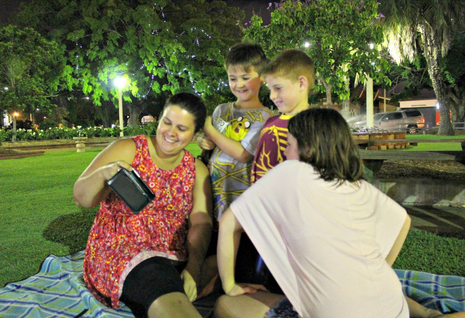 twilight picnic spots in bundaberg