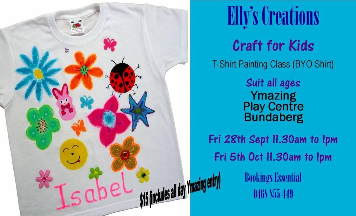 Holiday T Shirt Craft Ideas